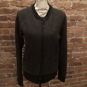Lululemon Fleece Lined Zip Jacket Hiver 2013